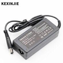 18,5 V 3.5A 65 Вт ноутбук/Тетрадь Мощность Зарядное устройство адаптер для hp павильон G6 G56 CQ60 DV6 G50 G60 G61 G62 G70 G71 G72