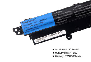 "Image 5 - KingSener Korea Cell A31N1302 Battery For ASUS VivoBook X200CA X200MA X200M X200LA F200CA X200CA R200CA 11.6"" A31LMH2 A31LM9H"