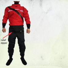 Dry suit Whitewater Kayak Drysuit Waterproof Rain Suit Race Suit for Mud ATV & UTV Rider Activities Adventures Hunting Fishing 5