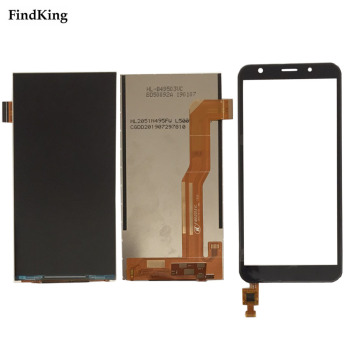 5.0'' LCD Display For LEAGOO Z10 Mobile Phone LCD Display Touch Screen Digitizer Panel Sensor Tools Front Glass 3M Glue недорого