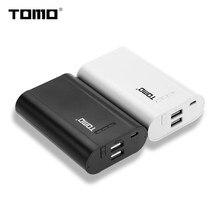 Умное зарядное устройство TOMO P3 18650 для литиевых батарей, контейнер для хранения, чехол для внешнего аккумулятора «сделай сам», емкость аккум...