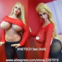 KNETSCH Top qualité 170CM M tasse vraie Silicone poupées de sexe énorme gros seins gros cul amour poupée japonais réel vagin chatte Sexy poupée
