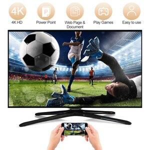 Image 5 - Nowy klucz sprzętowy WiFi do wyświetlacza 4K bezprzewodowa przejściówka do wyświetlacza HDMI 5G bezprzewodowy wyświetlacz WiFi odbiornik do projektor telewizyjny Monitor urządzenia HDMI