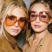 Солнечные очки в винтажном стиле женские квадратные солнцезащитные