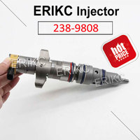 238 9808 CAT C7 2389808 High Pressure Common Rail Injector 238 9808 Injector Adapter for Caterpillar Diesel Engine Excavator|Fuel Injector|   -