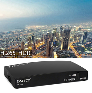 Image 4 - DMYCO D4S PRO לווין DVB S2 מלא HD 1080p מקלט לווין עם usb Wifi תמיכת H.265 טלוויזיה מפענח תיבה לווין קולטן