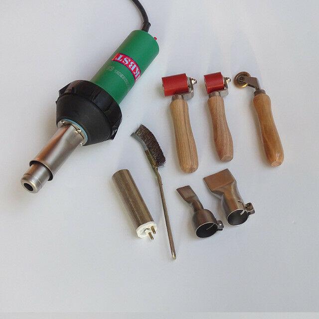 Hair Dryer Hot Air Gun 1600W /220V/110V Hot Air Welding Machine Plastic Hot Air Welding Gun Manufacturer