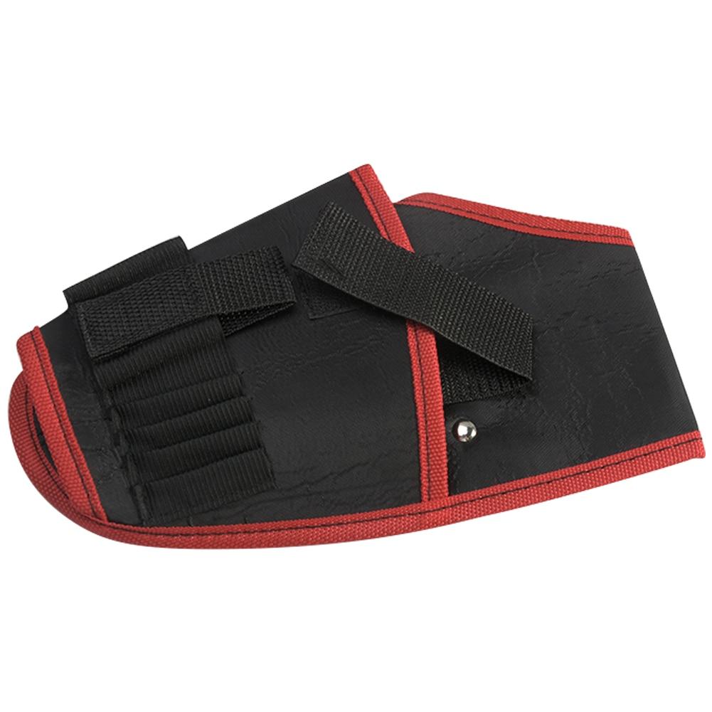 Portable Cordless Drill Holder Drill Cordless Screwdriver Waist Power Tool Bag 15*26cm