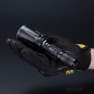 Image 5 - Nitecore 5 Kleur SRT7GT + Usb Oplaadbare Batterij Cree XP L Hi V3 1000LM Smart Ring Waterdichte Zaklamp Uv Licht Rescue torch
