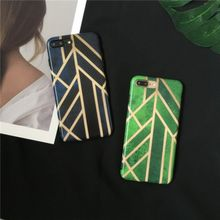 Case For iPhone X XSMAX XR 6 6S 7 8 Plus Phone Cases Marble Pattern Cover XS Max Soft-shell mobile phone sleeve