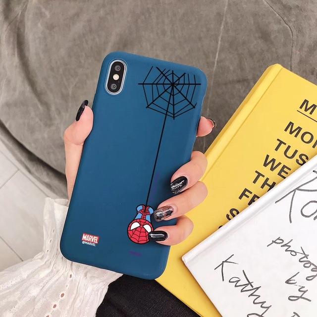 Superhero Marvel Spider Man Spider-Gwen case For iphone