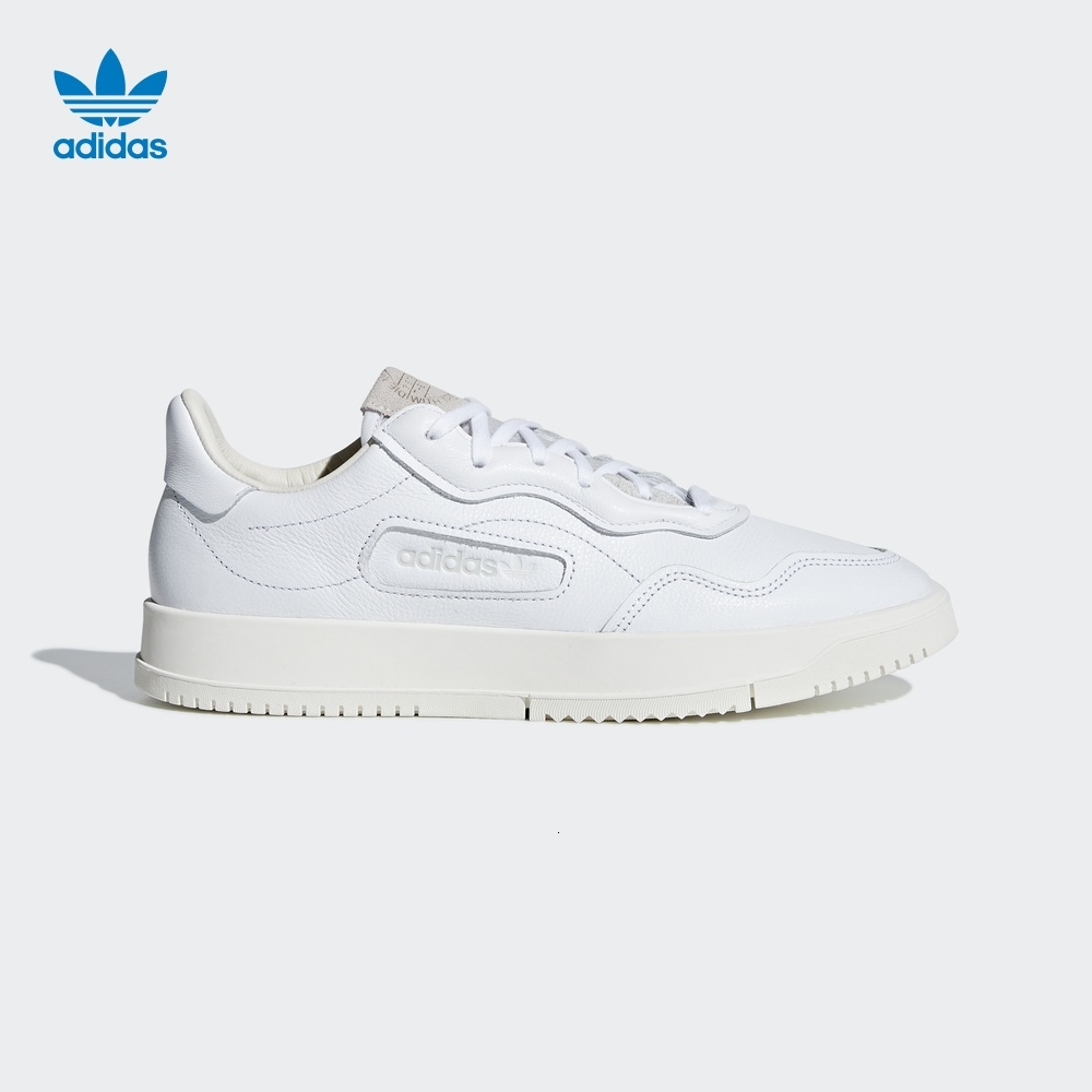 <font><b>Adidas</b></font> <font><b>Original</b></font> <font><b>Superstar</b></font> Men's Skateboarding Shoes Unisex Women's Classic Outdoor Sports Sneakers White #BD7583 image