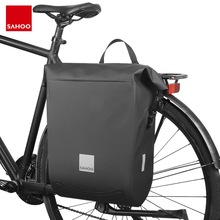 Trunk-Bag Rack-Pack Cycling-Pannier-Bag Bicycle Sahoo Waterproof Rear-Seat Mountain-Road-Bike