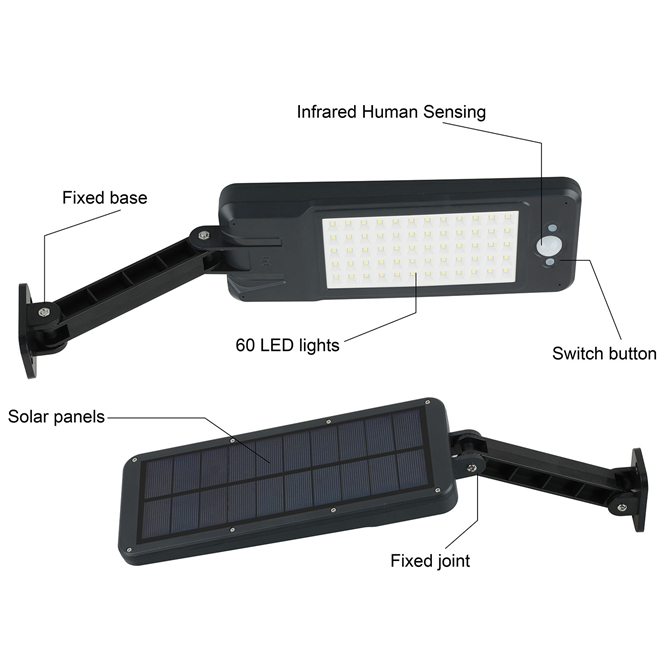Outdoor Infrared Sensor Switch Ac90, Outdoor Remote Motion Light Switch