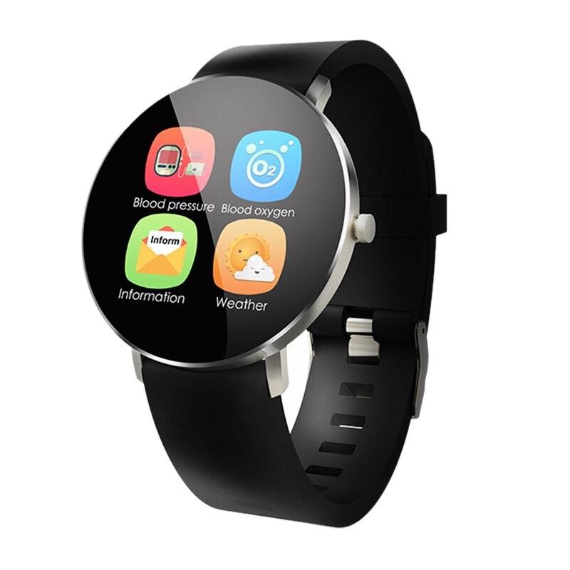 Smart Watch F25 Smart Bracelet Full Screen Touch-GPS Tracker Heart Rate Blood Pressure Monitor Wristband Sport SmartBracelet