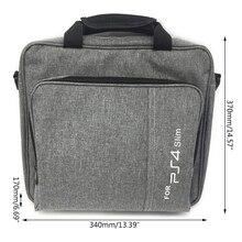 For PS4 Pro Slim Game Console Controller Shoulder Bag Handbag Carry Case Travel