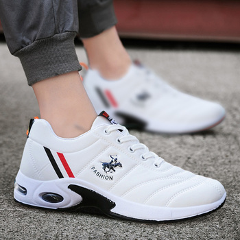 2020 NEW Men sneakers Air Cushion running shoes waterproof Outdoor Walking Sport Shoes Breathable Casual Shoes Bubble Men shoes