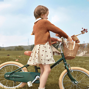 Image 5 - 2019 Girls Winter Clothes Set Long Sleeve Sweater Shirt + Skirt 2 Pcs Clothing Suit Spring Outfits For Kids Girls Clothes 3 14y