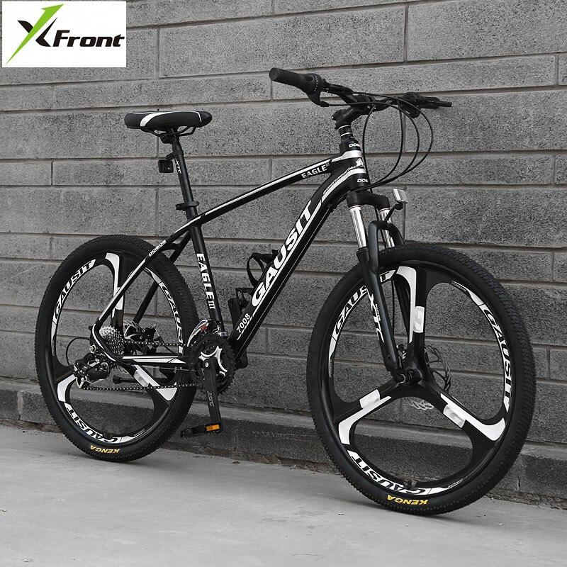 New Aluminum Alloy Frame 26 Inch Wheel 24/27/30 Speed Hydraulic Disc Brake Mountain Bike Outdoor Sports Bicicleta MTB Bicycle