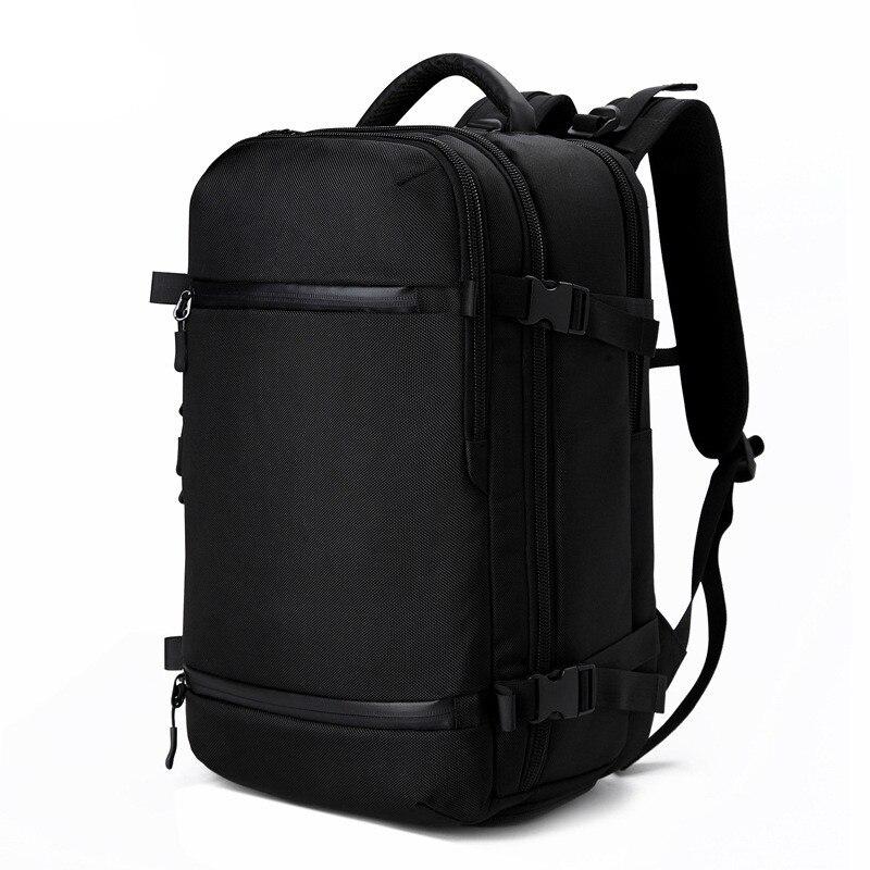 OZUKO sac à dos hommes voyage pack étanche sac ordinateur portable mâle école bagages USB grande capacité multifonctionnel femmes Anti-vol