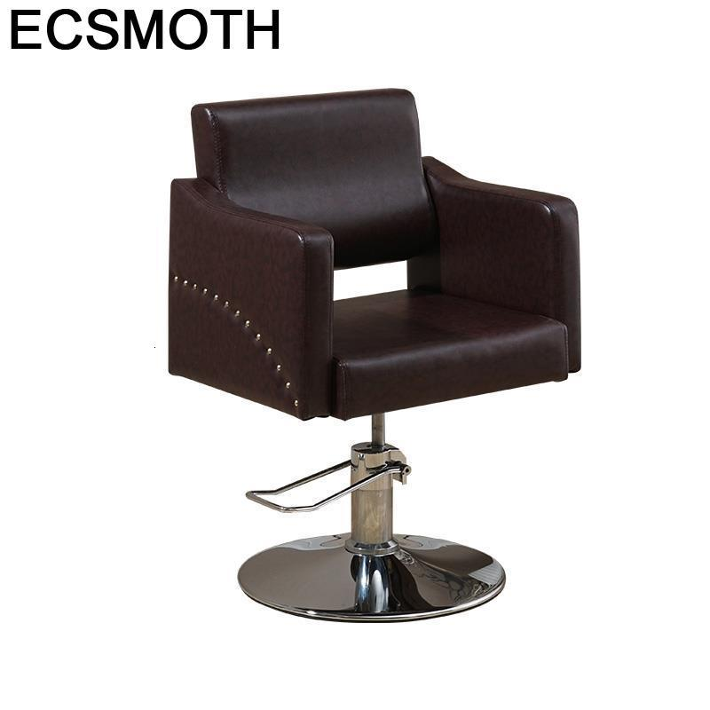De Barberia Stuhl Fauteuil Cadeira Cabeleireiro Beauty Furniture Silla Barbero Shop Barbershop Salon Barbearia Barber Chair