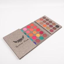 65 Colors Eyeshadow Makeup Pallete Matte Eye shadow Palette Shimmer Eyeshadow Powder Pigment Cosmetics
