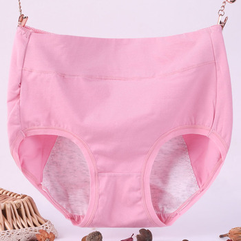 High Waist Period Panties For Women Briefs 1