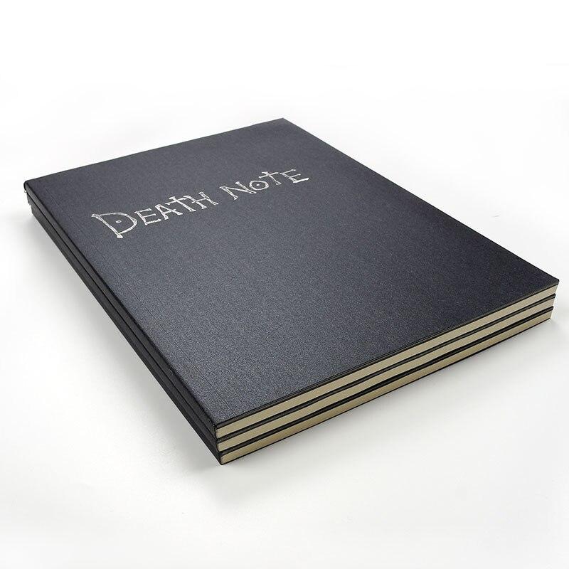 1 шт. 20 см Косплей Миса АМАН L Lawliet блокнот Death Note анимационная книга Yagami светильник L блокнот COS анимационная книга