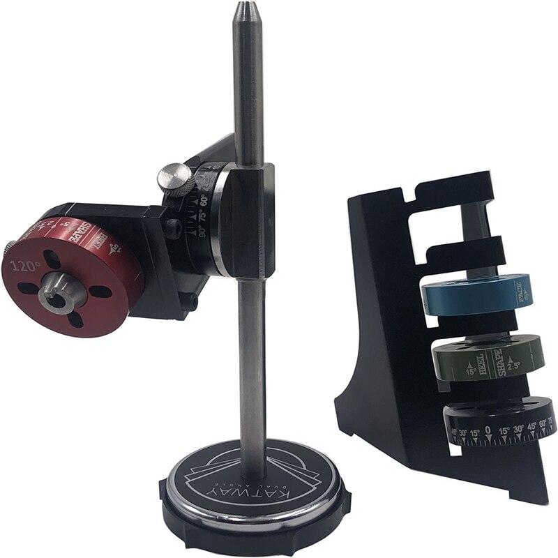 Apontador angler para máquina de gravura