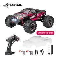 FLYHAL 9135 Pro RC Drift Auto 1/16 Skala Hohe Geschwindigkeit 30 + MPH 45 km/h 4WD Professionelle Hohe Road Lkw fahrzeug Fernbedienung Spielzeug