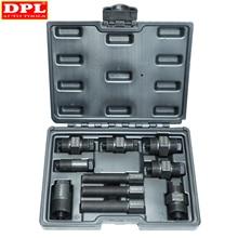 DPL ATV 플라이휠 풀러 세트 10pc ATV 및 오토바이 플라이휠 풀러 세트 범용 플라이휠 풀러 키트 미터법 14 27mm