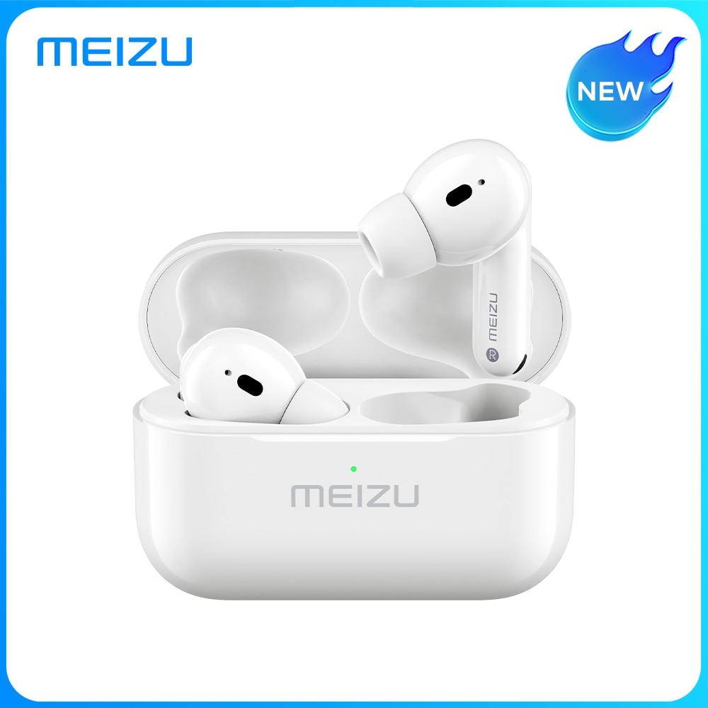 Meizu TWS POP Pro активное шумоподавление ANC наушники IPX5 водонепроницаемые Bluetooth 5,0 для Android iOS