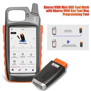 Image 2 - Xhorse outil pour clé, fonctionne avec Xhorse VVDI, Mini OBD, outil de programmation maximum, en stock