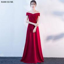 Элегантное Вечернее Платье трапециевидной формы с открытыми