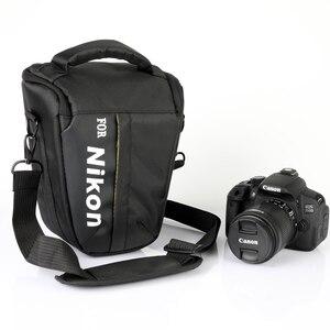 Водонепроницаемый DSLR Камера сумка чехол для Nikon P1000 P900 S D850 D810 D800 D610 D3500 D3400 D5600 D5500 D750 D7500 D7200