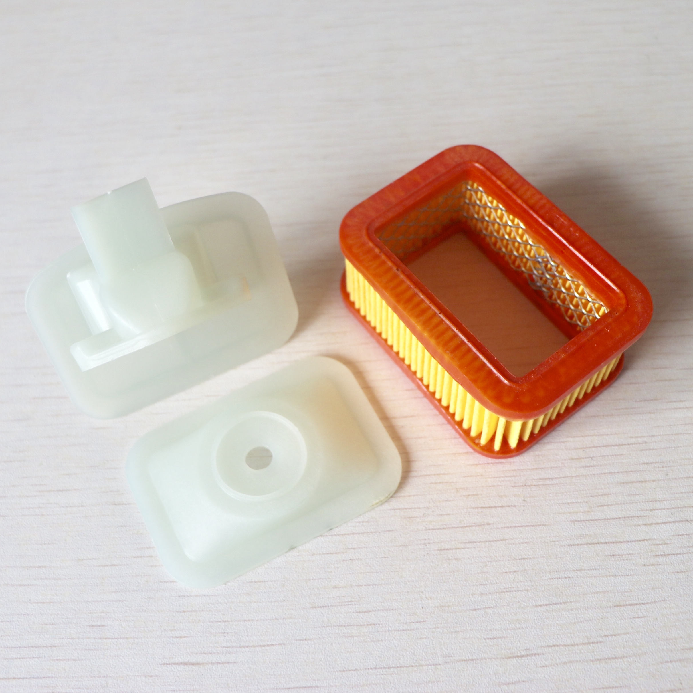 5200 5800 52 / 58CC Set di filtri aria in carta per motosega