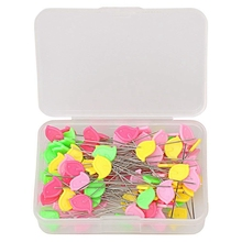Quilting-Pins for Sewing DIY Projects Dressmaker Jewelry-Decoration Assorted Flat-Head