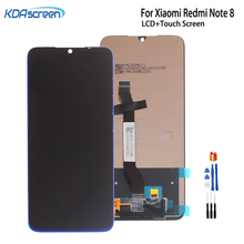 Original LCD display For Xiaomi Redmi Note 8 LCD Display Touch Screen Digitizer Assembly For Redmi Note 8 LCD Repair kit Screen original auo 8 inch a080sn01 lcd screen led 60p digital screen a screen v 8