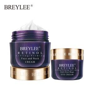 BREYLEE Retinol Face Cream Eye Cream Lifting/Firming Anti-aging Fade Wrinkles Fine Lines Facial Skin Care Ageless Remove Eye Bag