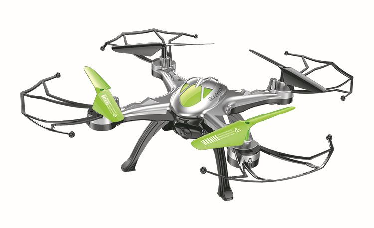 Lh-x16dv 2.4G Real-Time Transmission Unmanned Aerial Vehicle Li Huang Aerial Photography High-definition With Webcam Four-Rotor