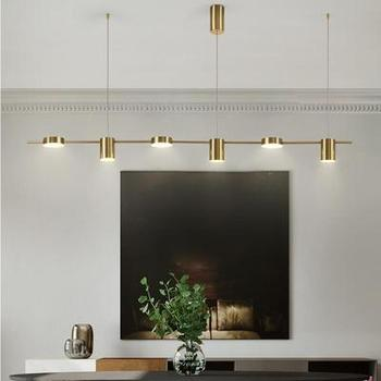 Creative Pendant Lights Hanging Lamp Dining Room Hanging Lights Living Room Modern Lighting Luxury Lamps Pendant Lamp Led