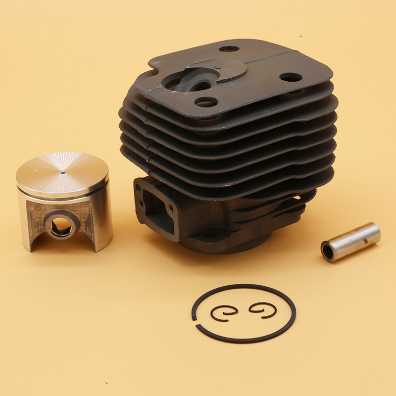 50MM  amp  52MM Cylinder Piston Kit Fit For HUSQVARNA 268 272 Chainsaw Engine Motor Parts