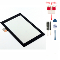 For Sony Xperia Tablet Z Touch Screen 10.1 SGP311 Digitizer SGP312 Sensor SGP321 Glass SGP341 Touch Screen Panel Glass 10.1