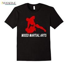 2019 Summer Funny Men Tee Shirt MIXED MARTIAL ART T-Shirt Ground and Pound GNP Beatdown