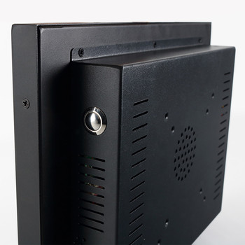 2021 Fanless Embedded 15 Inch Touch Screen All in One I3 I5 I7 Processor Industrial Panel