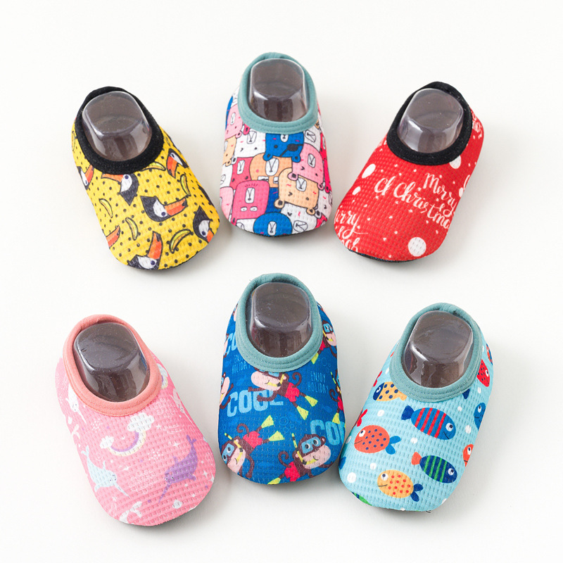 Cotton Baby Girls Shoes Infant First Walkers Toddler Girls Kid  Soft Anti-Slip Crib Shoes