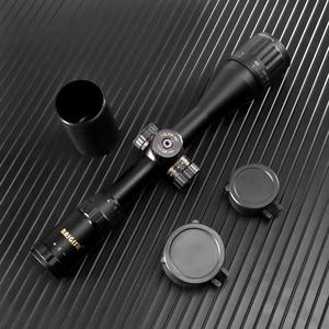Image 5 - Baigish 4 16x44 St Tactische Optic Sight Groen Rood Riflescope Hunting Rifle Scope Sniper Airsoft Air Guns