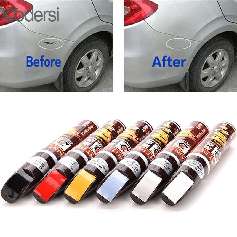 Car Up Pen Waterproof Remove Applicator Utility Professional Car Jacket Scratch Clear Repair Coloring Handle