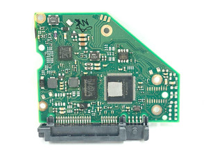 Image 1 - 1 قطعة الأصلي التوصيل المجاني 100% اختبار HDD لوحة دارات مطبوعة ST2000DX001 ST2000DM001 100724095 REV A