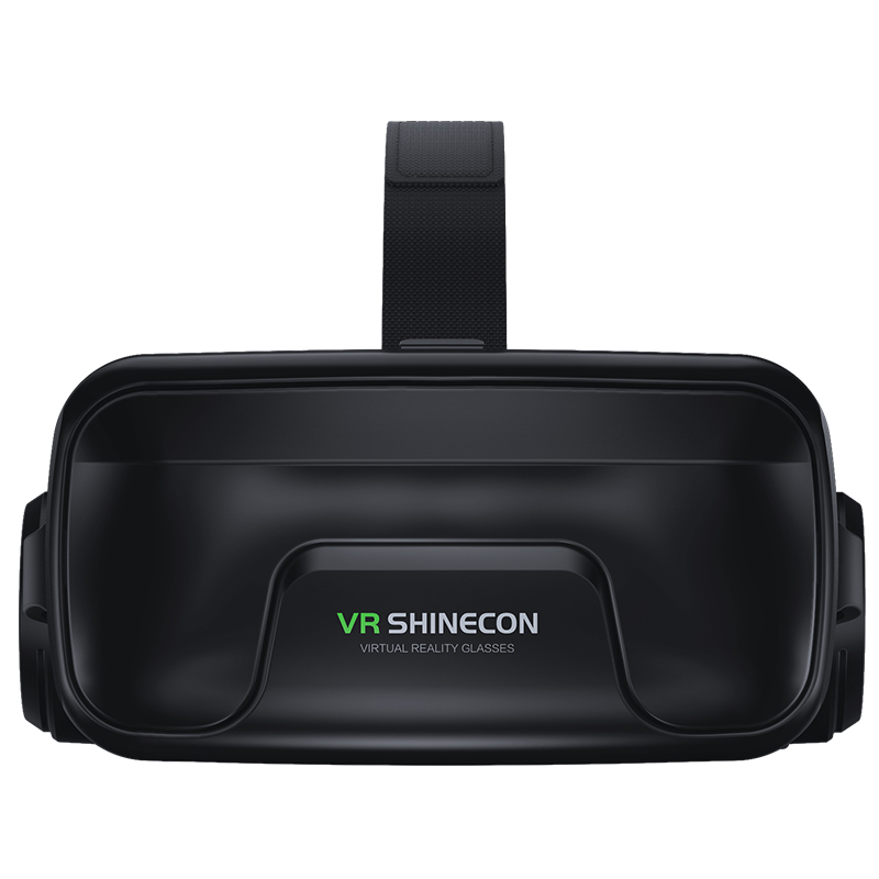 VR Shinecon 10.0 Casque Helmet 3D Glasses Virtual Reality Headset For iPhone Android Smartphone Smart Phone Goggles Lunette Set